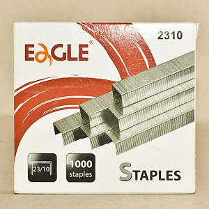 Скобы 23/10 1000 шт Eagle (2310)