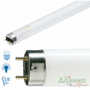 Лампа люминисцентная PHILIPS TL-D 18W/54 цоколь G13 (6500K)