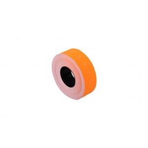 Ценники прямоугольные, 21 х 12 мм, 1000 шт, оранжевые Economix (E21301-06)