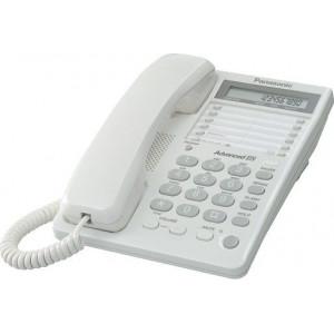 Телефон Panasonic KX-TS2362UAW (белый корпус)