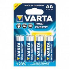 Батарейка AA Energy ALKALINE (04906121414) VARTA HIGH