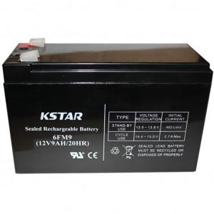 Аккумулятор для ИБП 12В 9 Ач (6-FM-9) KSTAR