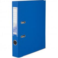Регистратор 5 см А4 Axent 1стор покрыт, метал окант, голубой (D1713-07C)