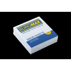 Бумага для записей белая несклеен 80 х 80 х 20 мм Buromax Jobmax (BM.2207)