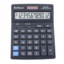 Калькулятор BRILLIANT BS-0111 12 разр 140 x 176 x 45 мм