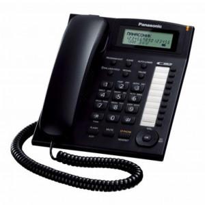 Телефон Panasonic KX-TS2388UAB Black (черный корпус)