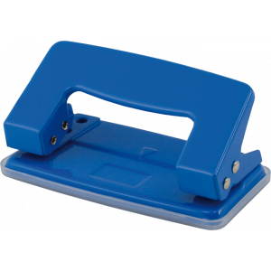 Дырокол металлический 10 лист JOBMAX / BUROMAX синий