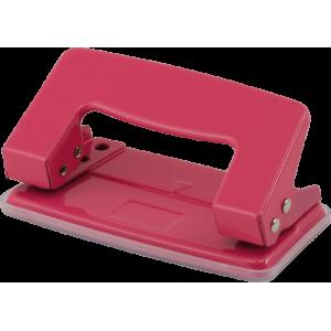 Дырокол металлический 10 лист JOBMAX / BUROMAX красный