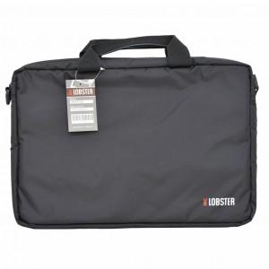 """Сумка для ноутбука 15,6"""" LOBSTER LBS15T1B (LBS15T1B)"""