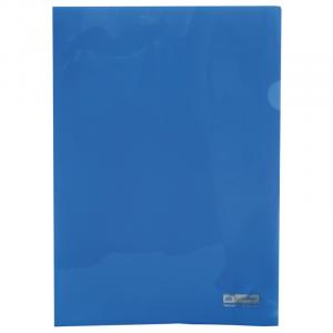 Папка-уголок (А4) 120 мкм синяя Buromax JOBMAX (BM.3853-02)