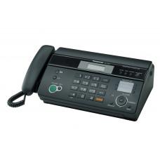 Факс Panasonic KX-FT988 Black (KX-FT988UA-B)