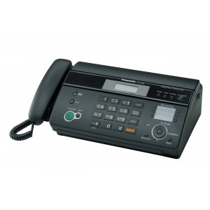 Факс Panasonic KX-FT988 Black (KX-FT988UA-B)