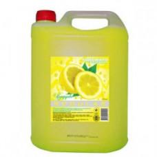 Мыло жидкое 5000 мл Regular (Фруктовое лимон) (с глицерином)