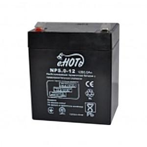 Аккумулятор для ИБП 12В 5 Ач (NP5.0-12) Enot