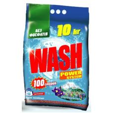 Стиральный порошок (автомат) 10 кг Wash бесфосфатный