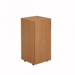 Пенал-шкаф для документов закрытый (350х347х750) мм БЮ504/505