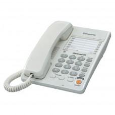 Телефон Panasonic KX-TS2363UAW White (белый корпус)