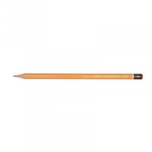 Карандаш чернографитный без ластика 2B KOH-I-NOOR чертежный (1500.2B)