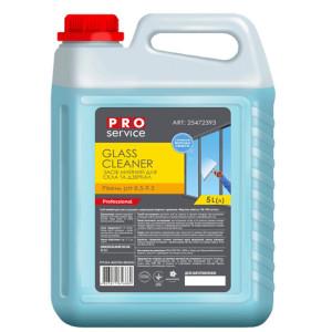 Жидкость для стекла 5000 мл PRO Service морозная свежесть (25472393)