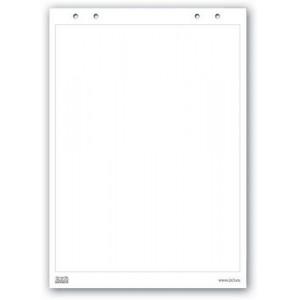 Альбом для флипчарта (58х83 см) 30 л чистый лист 2х3 (B02/M)