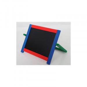 Мольберт 2сторон деревянный 40 х 30 см РУДИ (мел + маркер) магнитный (ДУ211)