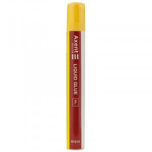 Клей канцелярский тканевая мембр 50 мл на полимер основе Axent (D7212)
