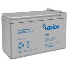 Аккумулятор для ИБП 12V-7.2Ah Merlion (GP1272F2) Merlion