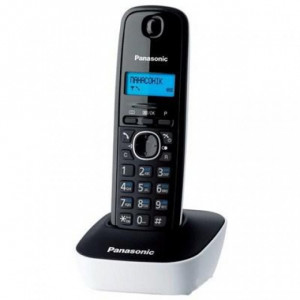 Радиотелефон Panasonic KX-TG1611UAW (Black White)