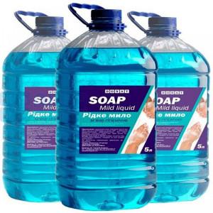 Мыло жидкое 5000 мл Donat (АССОРТИ)