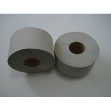 Бумага туалетная 1слойн WELLIS АМЕТИСТ ВЕЛИКАН серая d-19 см 120 м