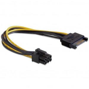 Кабель Cablexpert CC-PSU-SATA, внутренний кабель питания для PCI express