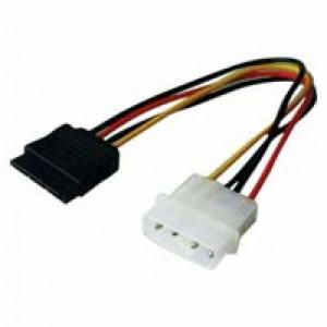 Кабель Gembird CC-SATA-PS, кабель питания SATA, 15 см.