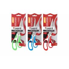 Ножницы офисные 200 мм (резиновые вставки) Axent Shell (6305-06-A)