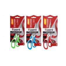 Ножницы офисные 180 мм (резиновые вставки) Axent Shell (6304-06-A)