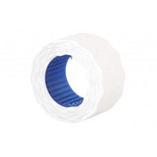 Ценники прямоугольные, 26 х 12 мм, 500 шт, белые ECONOMIX (E21304-14)
