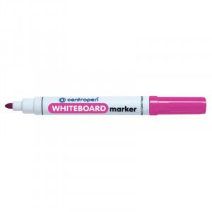 Маркер для сухостир досок розовый 2,5 мм кругл након Centropen 8559