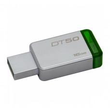 Флешка 16GB Kingston DataTraveler 50 (DT50/16GB) USB 3.1