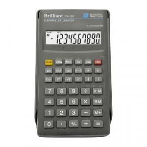Калькулятор BRILLIANT BS-120 10 разр 77 x 135 x 18 мм инженерный