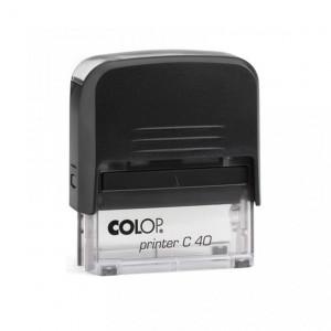 Оснастка для штампа пластик 59 х 23 мм (Colop Printer C40)