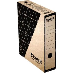 Бокс архивный картон 150 мм 255 х 350 мм Axent коричн (1733-00-A)