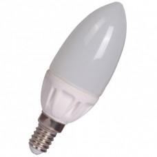 Лампа светодиодная DELUX BL37B, 7 ВТ, 2700K, 220В, цоколь E14  (90004070)