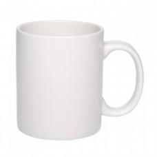 Чашка керамическая ТОМ, 310 мл, белая