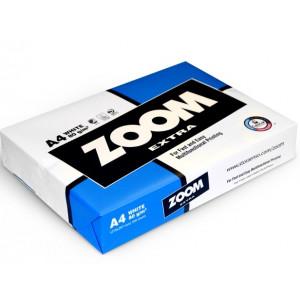 Бумага офисная A4 80 г/м кв класс B 161% ZOOM EXTRA 500 л