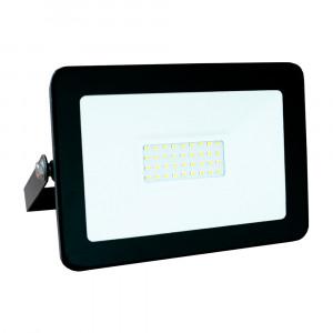 Прожектор светодиодный Ultralight SPG 30, Slim, 6400K, IP65, черный