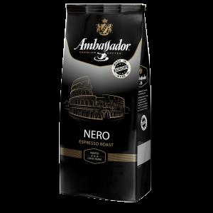 Кофе в зернах Ambassador Nero, 1000 гр
