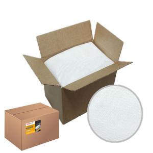 Тряпка для пола 50 х 60 см (10 шт) PROservice Industrial белая (19600101)