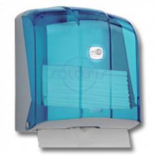Держатель полотенец бумажных 270  х 130 х 270 мм прозрачный (K.4-T)