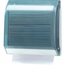 Держатель полотенец бумажных 300 х195 х251 мм белый (696)