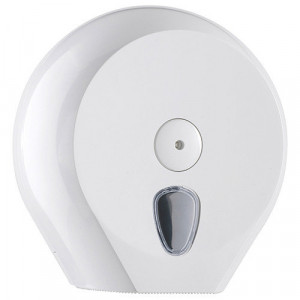 Держатель туалетной бумаги 128 х 270 х 273 мм белый (756W)