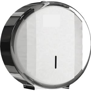 Держатель туалетной бумаги 268 х 130 х 290 мм нерж сталь хром (CO-0207-I)
